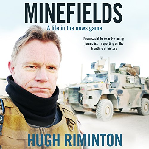 Minefields audiobook cover art