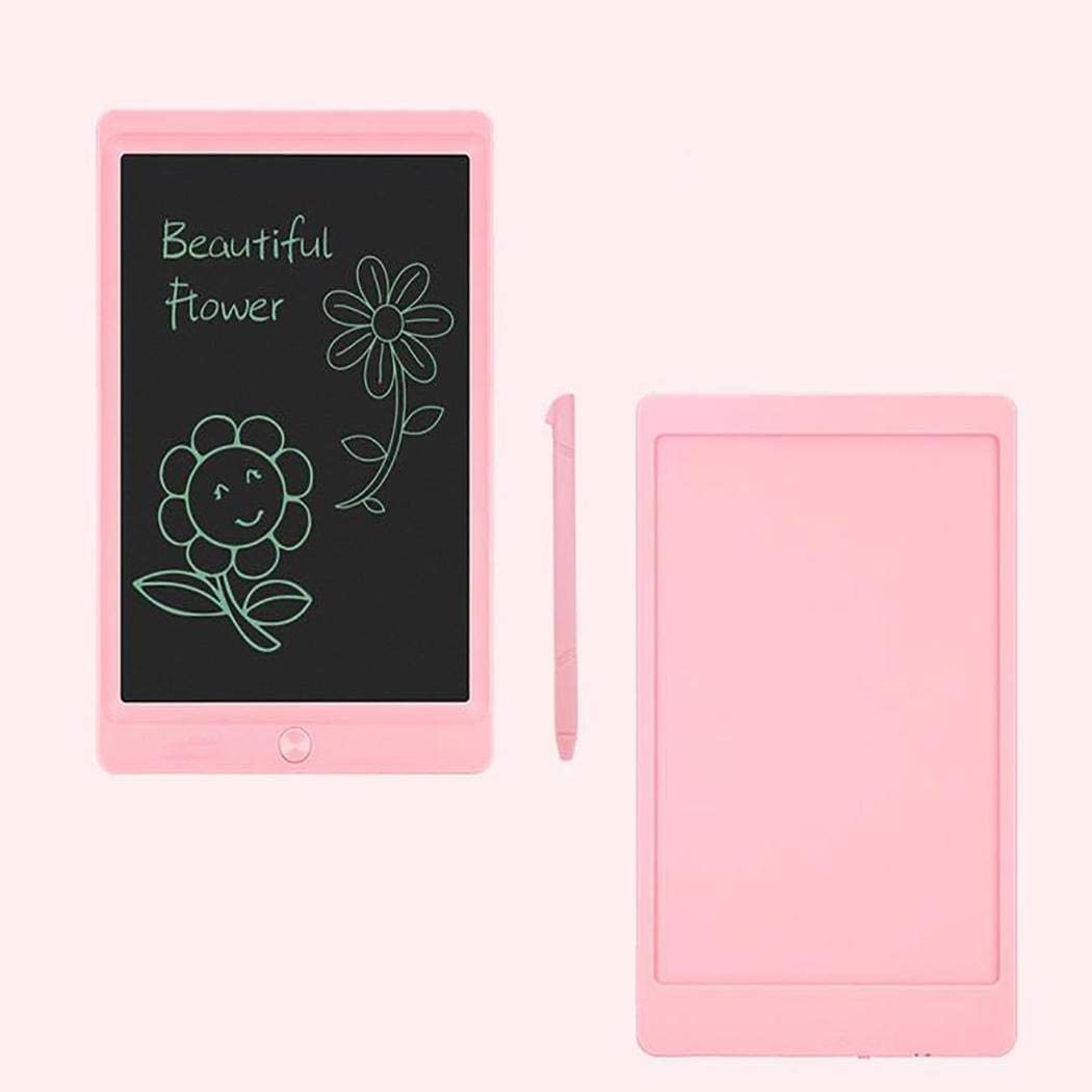 rateim 8.5inch Portable Practical Reusable LCD Writing Drawing Tablet Board Graphics Tablets