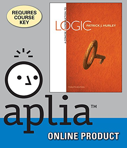 Aplia for Hurley's A Concise Introduction to Logic, 12th Edition
