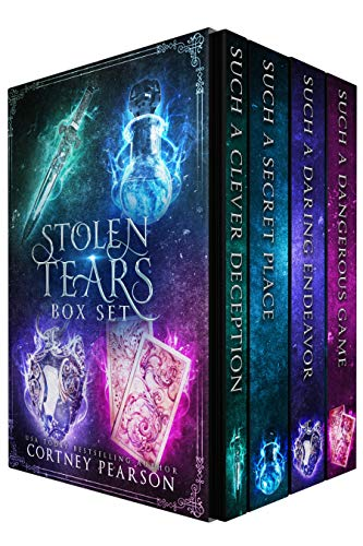 The Stolen Tears Box Set: A Young Adult Fantasy Collection (English Edition)