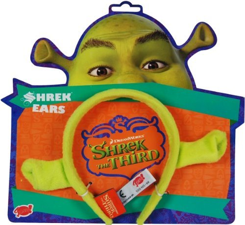 Shrek Ears (accesorio de disfraz)