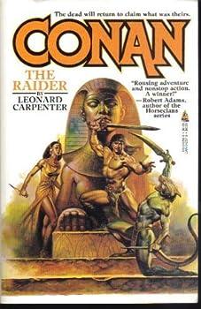 Conan The Raider (Conan) - Book  of the Conan the Barbarian