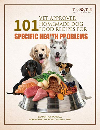 101 Vet-Approved Homemade Dog Food Recipes for Specific Health Problems