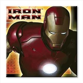 Iron Man Small Napkins (16ct)