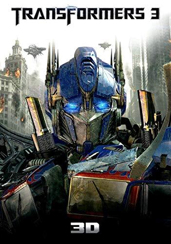 ZPDWT Transformers: Dark of The Moon Movie Posters 1000 Piezas de Rompecabezas para Adultos Jigsaw Puzzle Juguetes de Entretenimiento Regalos Navidad cumpleaños Rompecabezas de Bricolaje