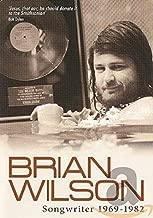 Brian Wilson - Songwriter: 1969 - 1982 [DVD] [2012] [NTSC]