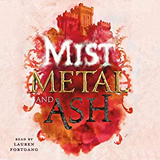 Mist, Metal, and Ash cover art