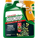 Roundup Tough Weedkiller, Ready to Use, Manual Spray, 3 Litre