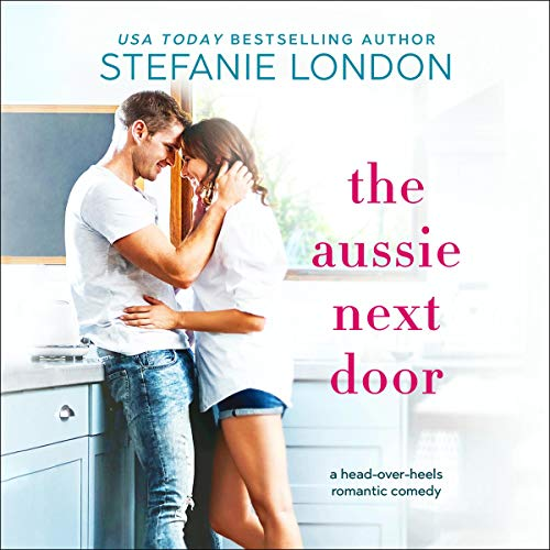 The Aussie Next Door cover art
