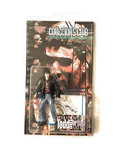 McFarlane Toys Collector's Club: Todd the Artist Figure