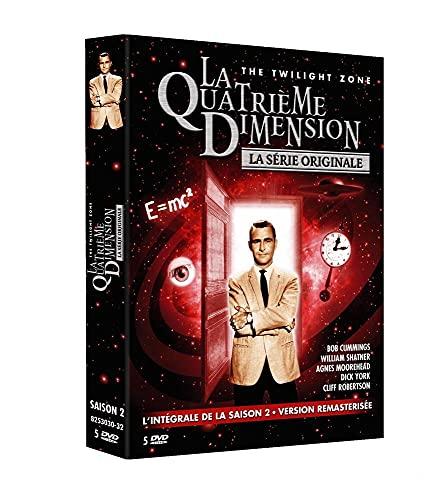 La Quatrième Dimension (La série Originale) -Saison 2 [Version remasterisée]