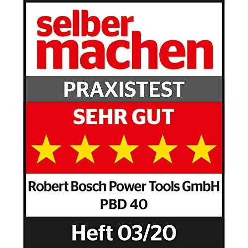 Bosch PBD 40 Tischbohrmaschine - 8