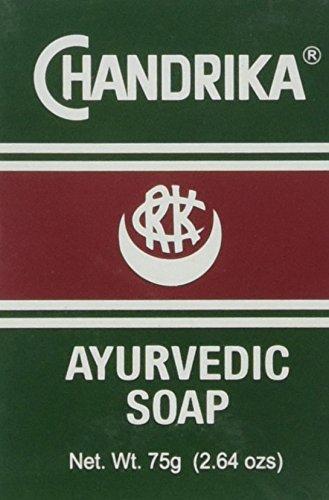Chandrika Ayurvedisches Seifenstück 75 g