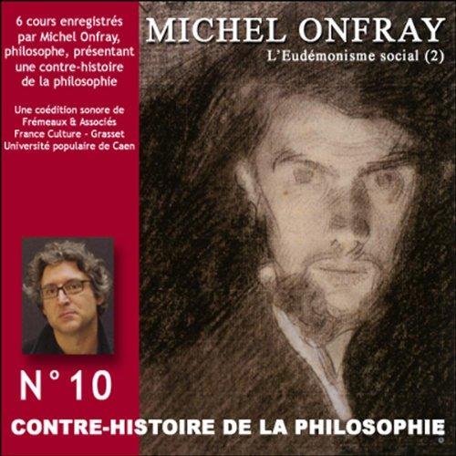 Contre-histoire de la philosophie 10.2  audiobook cover art