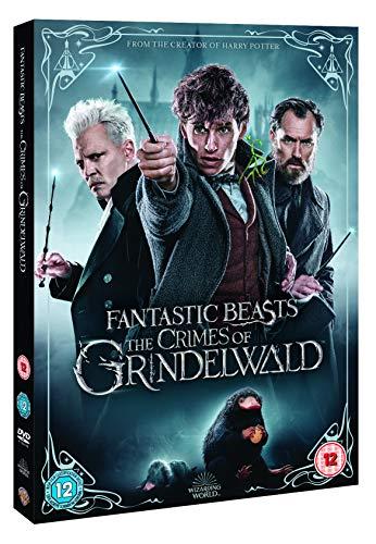 Fantastic Beasts The Crimes of Grindelwald [DVD] [2018]