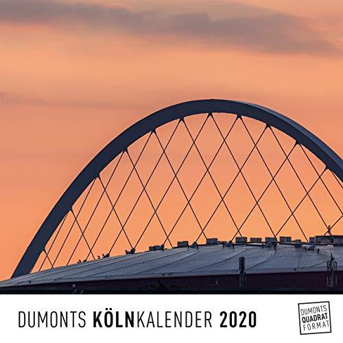 Köln Cologne 2020 – Wandkalender – Quadratformat 24 x 24 cm