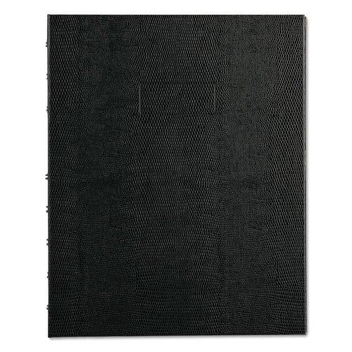 Cuaderno de espiral doble, 150shts, Colegio regla, 7–1/4'X9–1/4' ', BK, se vende como 1cada