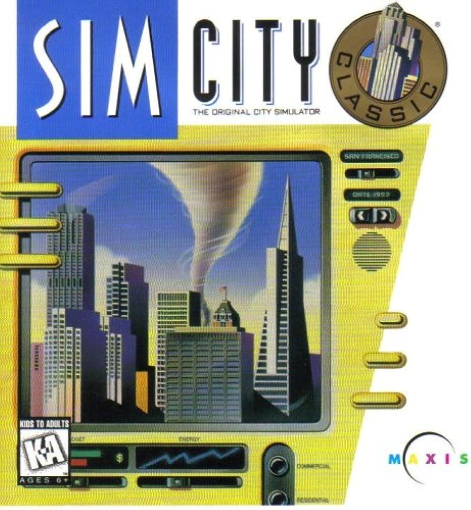 収まるオリエンタル孤独Sim City Classic (輸入版)