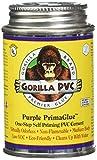 True Value PP04204 4 OZ, Purple, PVC Glue, 4 Ounce