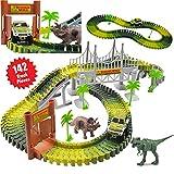 deAO Circuito de Coches en el Parque Jurásico Mundo de Dinosaurios...