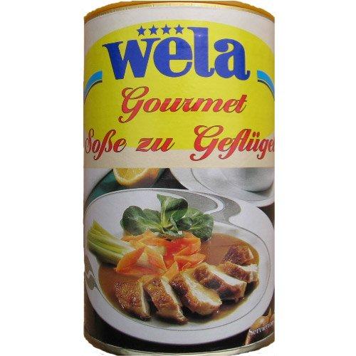 Gourmet Soße zu Geflügel für 2,25 l