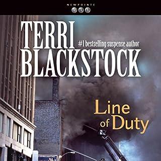 Line of Duty audiobook cover art