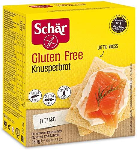 Schar Glutenvrij Knäckebröd 150g
