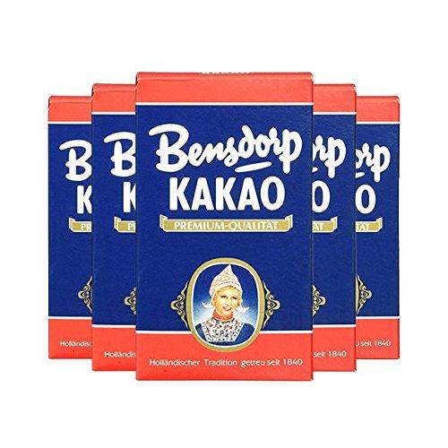 Bensdorp Kakao 125g 5 x 125 g