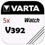 VARTA pILES bOUTON Lot de 5  - V392