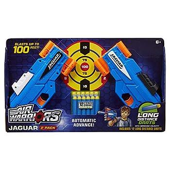 Air Warriors Jaguar 2-Pack Dart Blaster Set