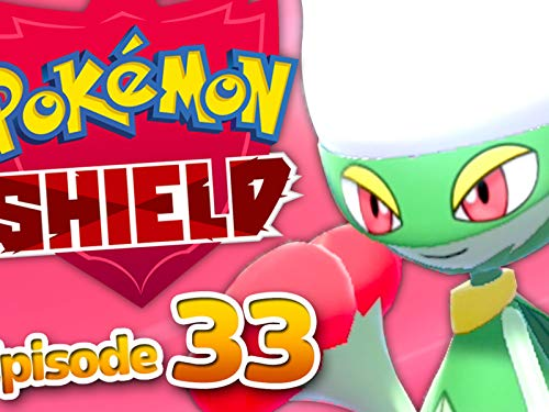 Clip: Wild Area! Evolving Pokemon!