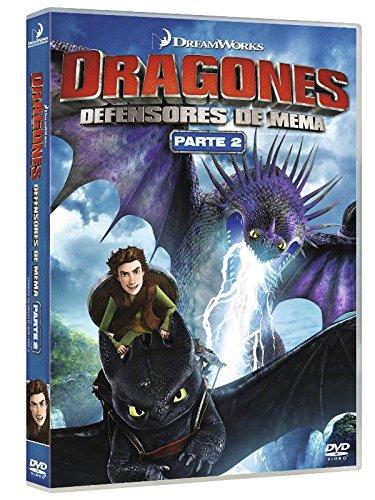 Dragones: Defensores De Mema Parte 2 [DVD]