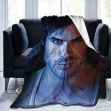 GAOHAT Throw Blanket Super Soft Warm Blankets Fleece Blanket Home Bed Blankets, 80' x 60'
