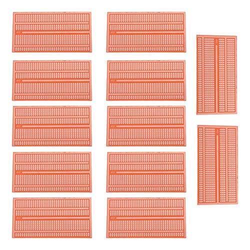 Scicalife 12 Piezas de Cobre Perfboard Placas de PCB Gruesas Placa de...