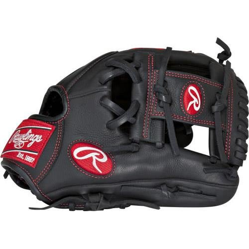 Rawlings Gamer Series Youth Pro Taper Baseball Glove, Regular, Pro I Web, 11-1/4 Inch