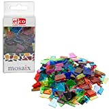 Efco Mosaix Glasstücke farbig sortiert 200g
