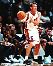 Autographed Signed Dan Majerle Miami Heat 8x10 Photo - Certified Authentic