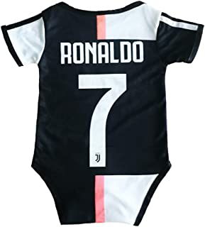 Football Club Home Soccer Baby Bodysuit Comfort Jumpsuit for 0-18 Months Infant and Toddler 2019-2020 Season