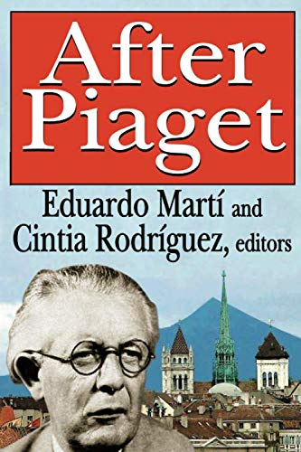 After Piaget (History and Theory of Psychology) -  Marti, Eduardo, Paperback