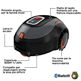 Zoom IMG-1 black deckerbcrmw121 qw robot rasaerba