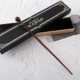 Jsmhh Exquisito Embalaje-Profesor Remus Lupine's Wand-Alrededor de 35 cm Harry Potter Movie Wand