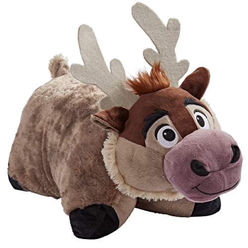 Pillow Pets Disney Frozen II Sven Reindeer Stuffed Animal Plush