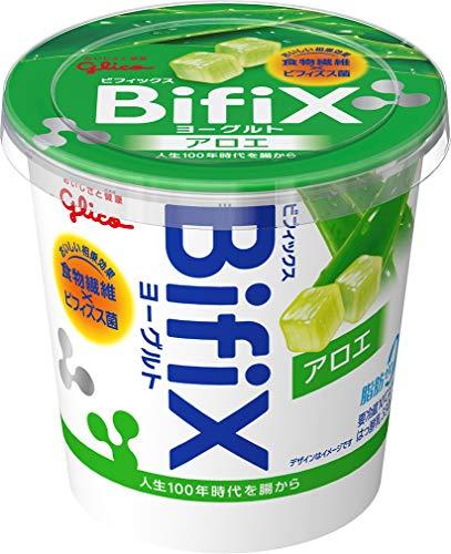 江崎グリコ『BifiX(ビフィックス) アロエヨーグルト』
