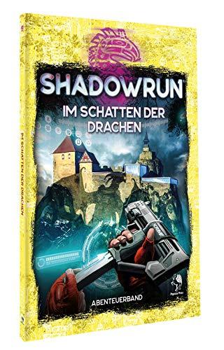 Unbekannt Shadowrun Im Schatten der Drachen (ADL-Abenteueranthologie)