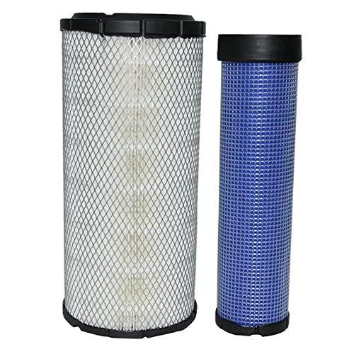 MAMINGGANG MmGang®. P828889 & P829333 Motorluftfilter Mechanische Luftfilterelemente filtert perfekte Ersatzteile