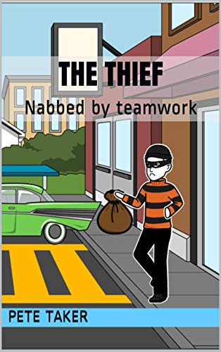 The Thief: Nabbed by teamwork (Nut Case Book 2) (English Edition)