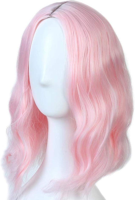 ZXJKU 14 Kurze Lockige Synthetische Haarfrauen Dame Tägliche Kostüm Cosplay Perücke Natürliche Schwarze Hochtemperaturfaser, 5 B07HQJDDX1 Rich-pünktliche Lieferung  | Billiger als der Preis