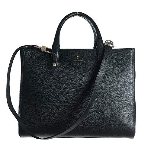 Aigner Handtasche Ivy 133494 00 0002 Schwarz
