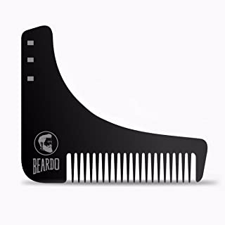Beardo Beard Shaping & Styling Tool Comb