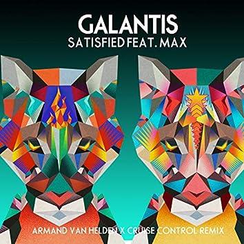 Satisfied (feat. MAX) [Armand Van Helden x Cruise Control Remix]